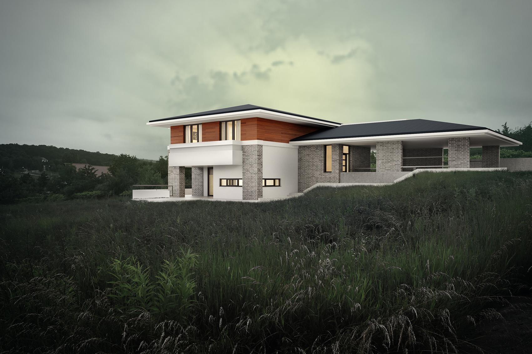 <span>ARHITECTURĂ</span>Casa pe Deal