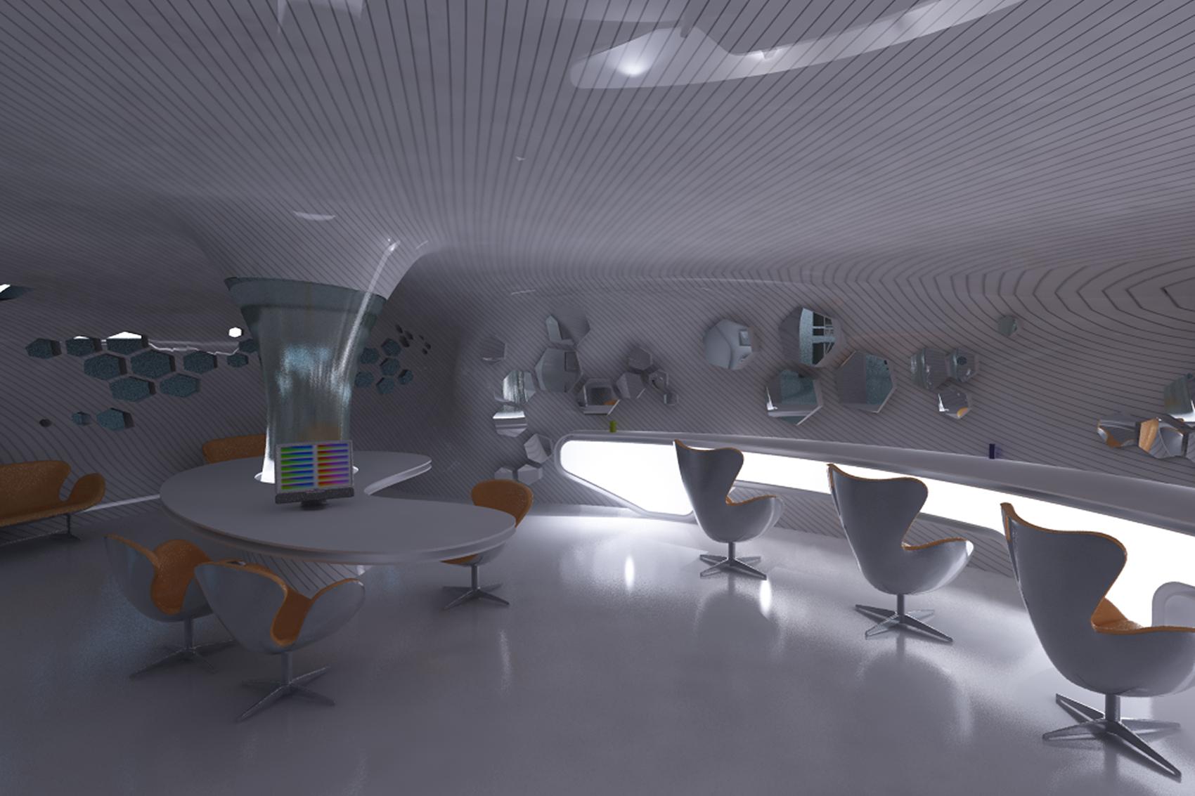 <span>ARHITECTURĂ</span>Salonul Viitorului