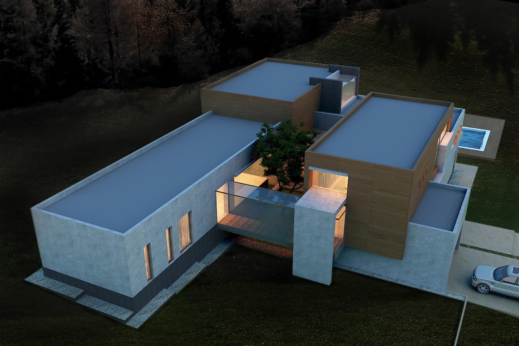 <span>DESIGN</span>Casa cu Copac