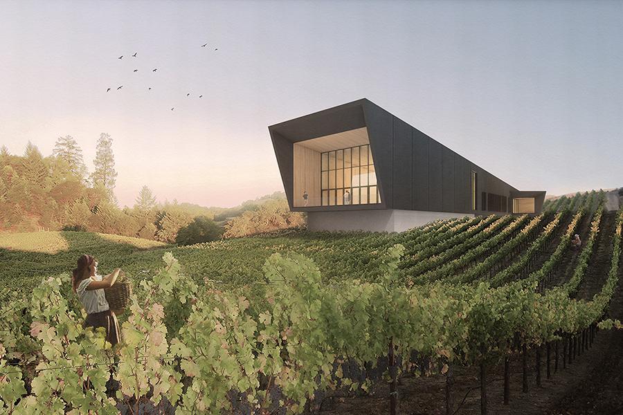<span>ARHITECTURĂ</span>Casa cu vin